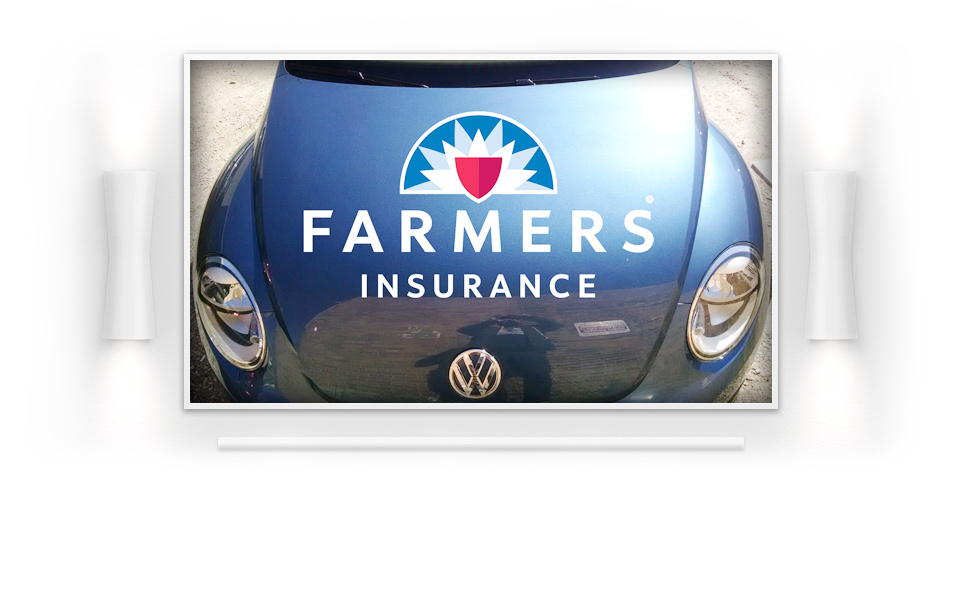 Farmers Vehicle Vinyl