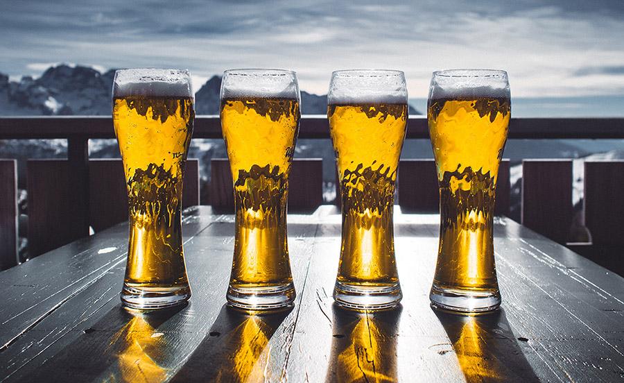 Custom Beer Logo Design