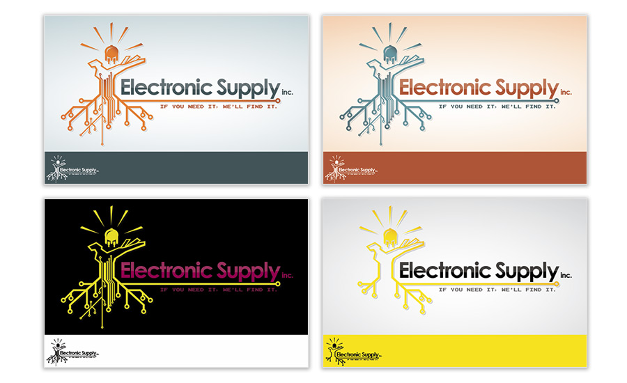 Custom Logo Color Examples