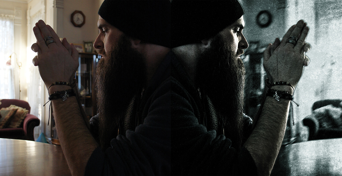 The Revelators: The Burden Back Art Photo Edits