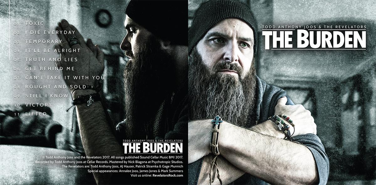 Todd Anthony Joos & The Revelators: The Burden